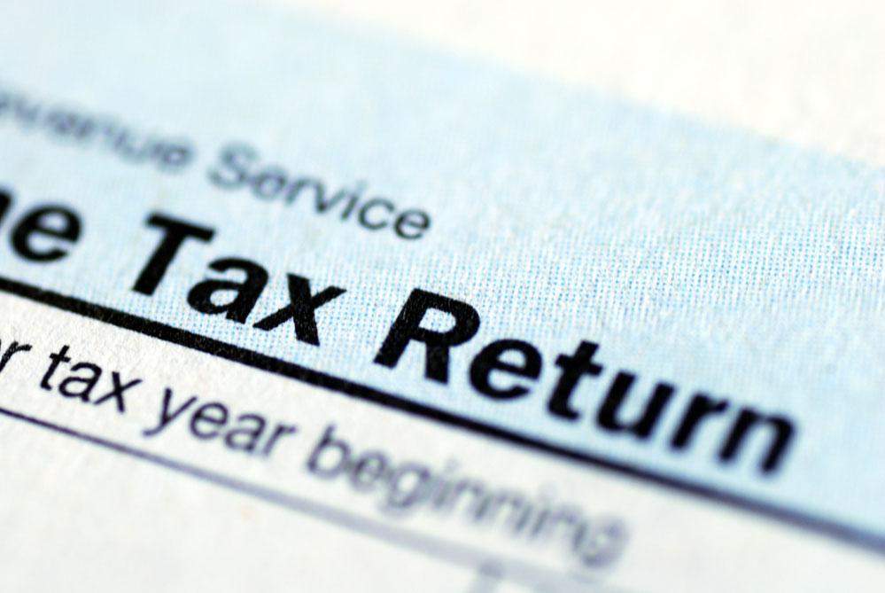 IRS Tax Refund Tracker